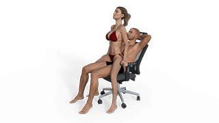 Lap Dance Sex Positions